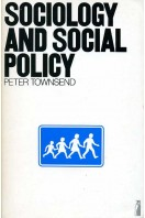 Sociology and Social Policy (Signed by Author)