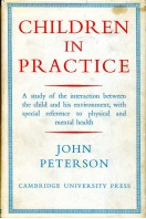 Children in Practice (Signed By Author)