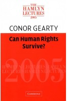 Can Human Rights Survive? (Signed By Author)
