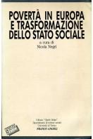 Poverta in Europa E Trasformazione Dello Stato Sociale
