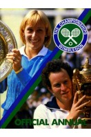 The Championships Wimbledon Official Annual 1984