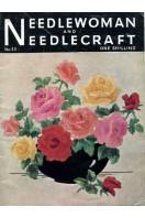 Needlewoman and Needlecraft No 55. July 1953