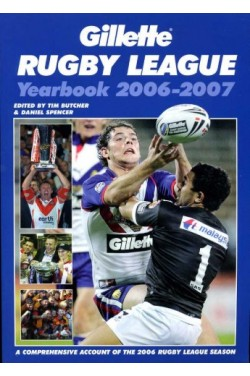 Gillette Rugby League Yearbook 2006-2007