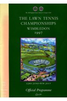 The Lawn Tennis Championships Wimbledon 1997 : 23rd June - 6th July
