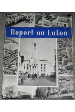 Report on Luton (Signed By Author)