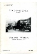 A History of R. A. Barrett & Co : Mineral Waters - Ashton under Lyne