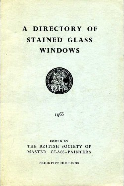 A Directory of Stained Glass Windows