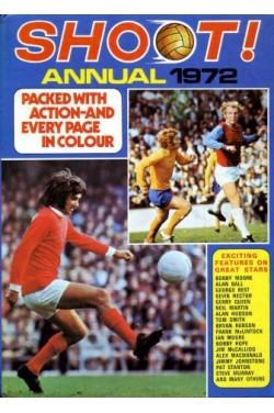 'Shoot' Annual 1972