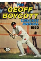 Geoff Boycott Cricket Annual 1980