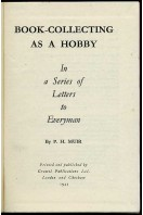 Book-Collecting as a Hobby : In a Series of Letters to Everyman