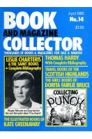 Book and Magazine Collector : No 14 - April 1985