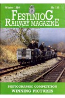 Festiniog Railways Magazine No 115 : Winter 1986