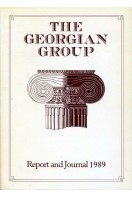 The Georgian Group Report and Journal : 1989