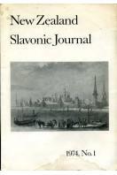 New Zealand Slavonic Journal 1974 No 1
