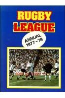 Rugby League Annual 1977-78