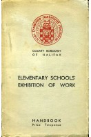 Elementary Schools' Exhibition of Work : Handbook 1936 : Halifax