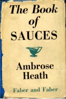 The Book of Sauces