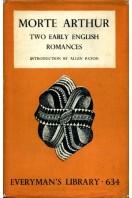 Morte Arthur : Two Early English Romances