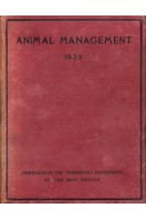 Animal Management 1923