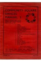 Community Square Dances Manual 3