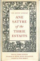 Ane Satyre of the Thrie Estaits