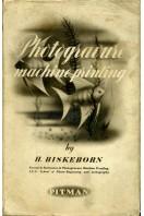 Photogravure Machine Printing