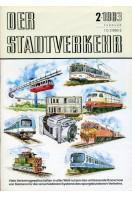 Der Stadtverkehr : February 1983 No 2