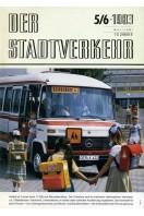 Der Stadtverkehr : May/June 1983 No 5/6