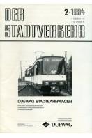 Der Stadtverkehr : February 1984 No 2