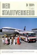 Der Stadtverkehr : March 1984 No 3