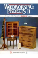 Woodworking Projects II (2) : 50 Easy to Make Projects
