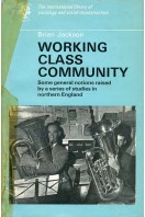 Working Class Community (Signed By Author)