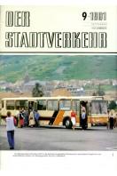 Der Stadtverkehr : September 1981 No 9