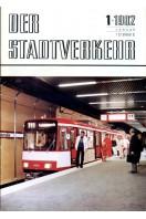 Der Stadtverkehr : Januar 1982 No 1