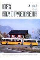 Der Stadtverkehr : Marz 1982 No 3