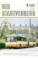 Der Stadtverkehr : September 1982 No 9