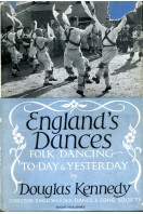 England's Dances (Signed By Author)