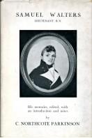 Samuel Walters : Lieutenant R.N.