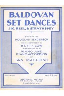 Baldovan Set Dances : Jig, Reel & Strathspey