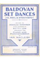 Baldovan Set Dances : Jig, Reel & Strathspey
