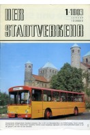 Der Stadtverkehr : Januar 1983 No 1