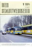 Der Stadtverkehr : Januar 1984 No 1