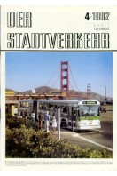 Der Stadtverkehr : April 1982 No 4