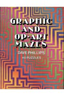 Graphic and Op-Art Mazes