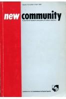 New Community Volume 18 No 3 April 1992