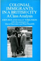 Colonial Immigrants in a British City: A Class Analysis