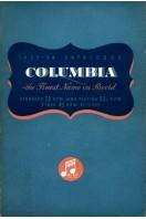 Columbia 1953-54 Records Catalogue