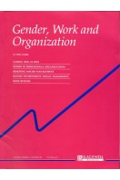 Gender, Work and Organization : Volume 1 Number 1 - January 1994