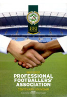 1907-2007 Professional Footballers' Association Centenary Souvenir
