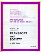 Transport and Society